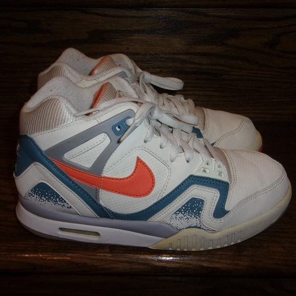 Nike Shoes Mens Air Tech Challenge 2 Clay Blue 8 Poshmark
